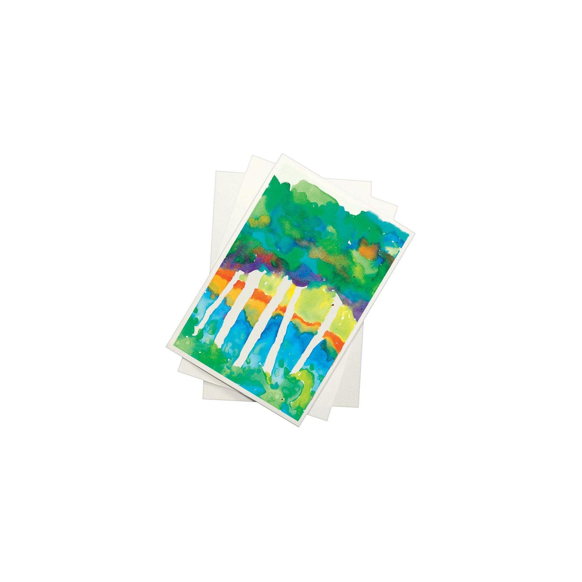 Sax Halifax Cold Press Watercolor Paper 11 X 15 Inches 90 Lb