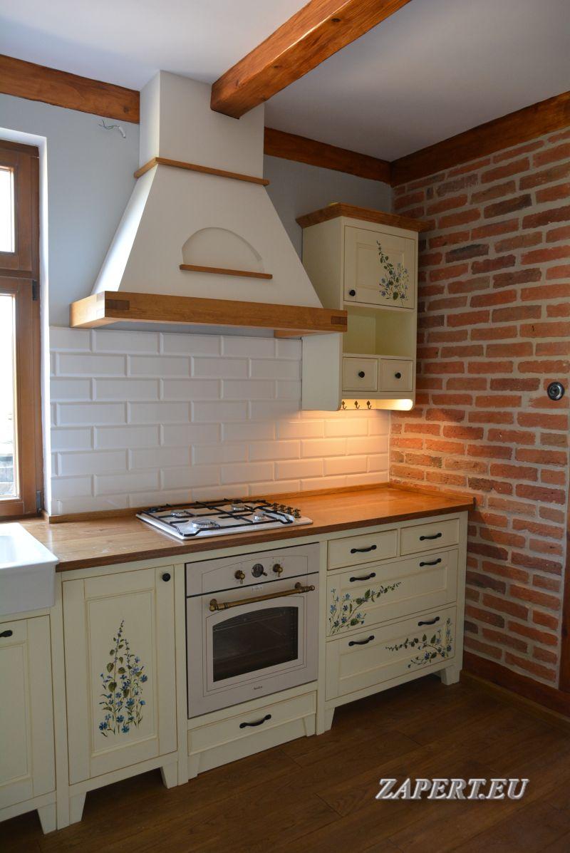 Kuchnia W Stylu Wiejskim Kitchen Cabinets Kitchen Home Decor