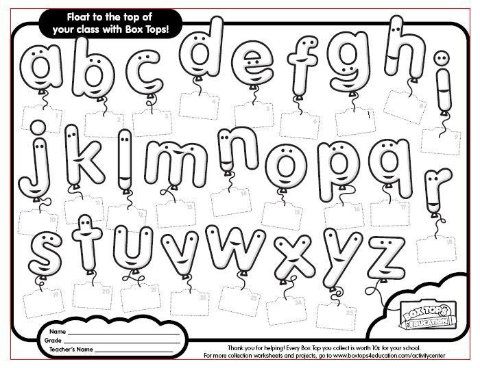 Print Box Tops Collection Sheets   Baby/Toddler/Kids Ideas ...