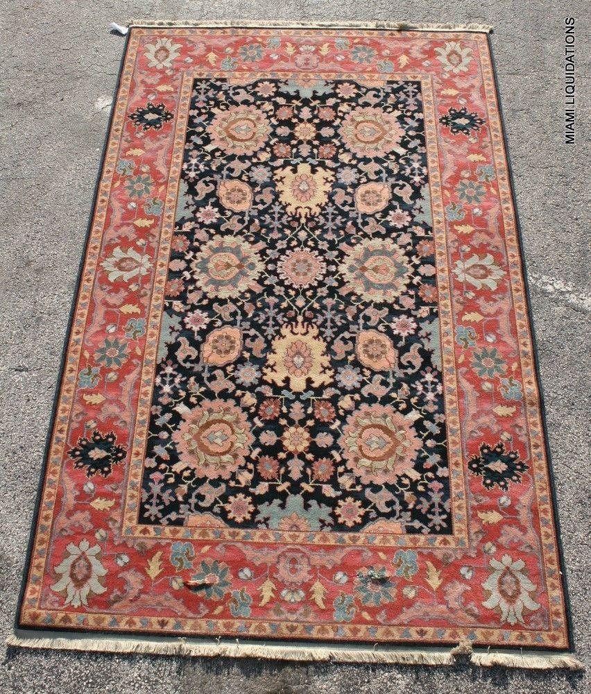 karastan rectangular rug 100 worsted wool pile kurdish 559 6x9u0027