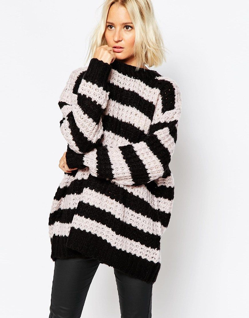 Love an over-size jumper : http://asos.do/bUdRHD | Style ...