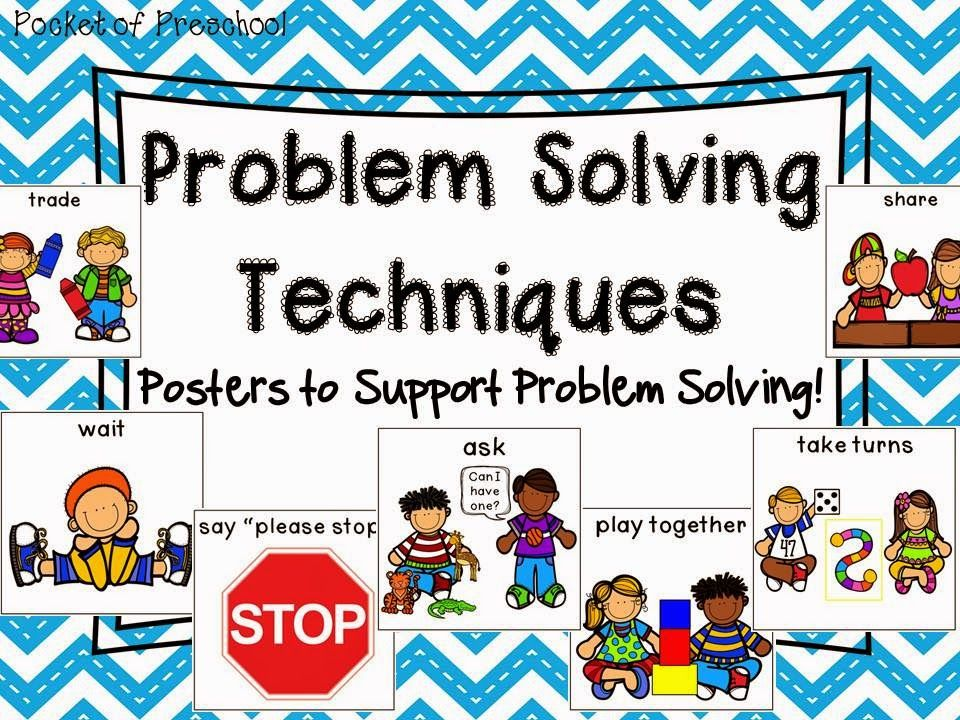 problem solving activities for pmld