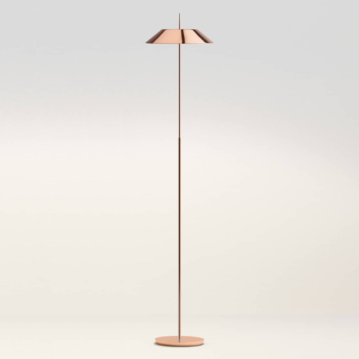 Vibia Mayfair 5515 Stehleuchte Kupfer Glanzend In 2020