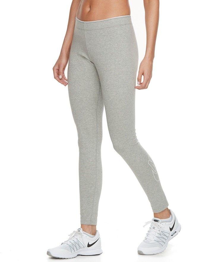 34f291e69ee3cc Women's Nike Sportswear Midrise Club Leggings | Products | Nike ...