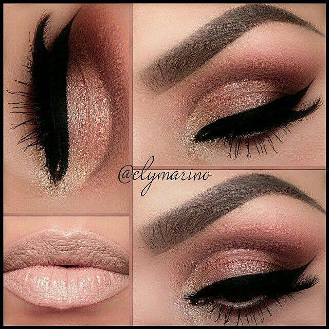 Sweet 16 Party Makeup