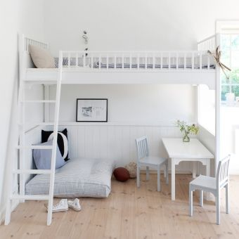oliver furniture hochbett seaside sofort lieferbar online kaufen emil paula kids - Oliver Furniture Hochbett