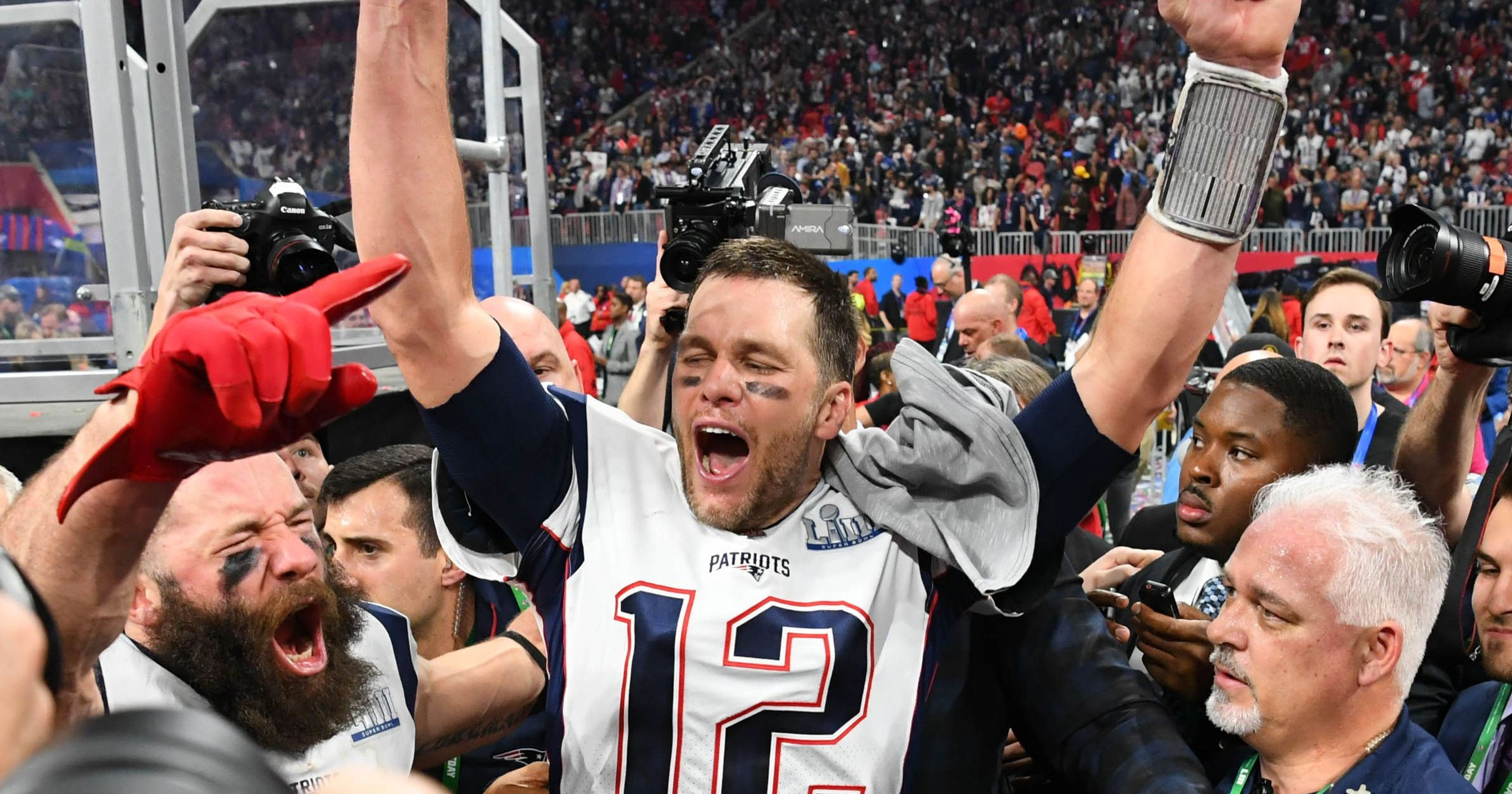 Opinion Patriots Cement Status As Nfl S Greatest Franchise With Sixth Super Bowl Win With Images Nfl History New England Patriots New England Patriots Players