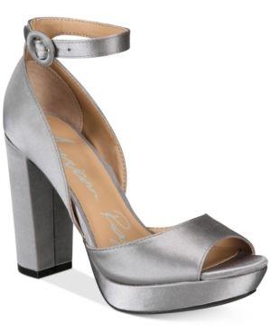 47cfd8069c1 American Rag Reeta Block-Heel Platform Sandals