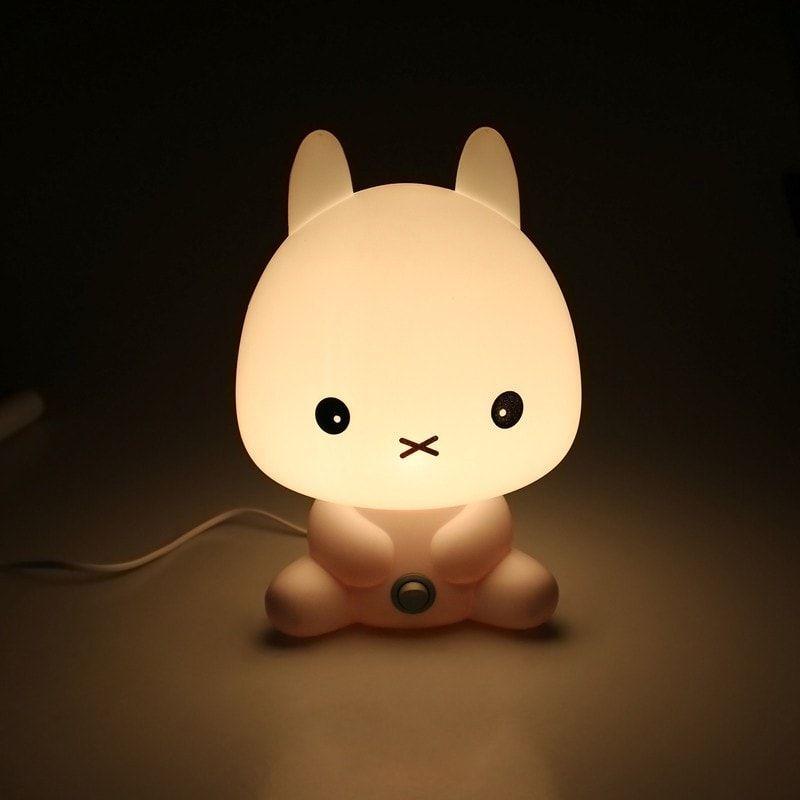 Baby Pets Bedroom Lamps for Children