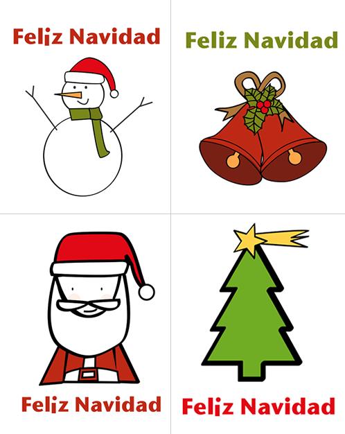 Dibujos de Navidad para imprimir | Pinterest | Dibujos de navidad ...