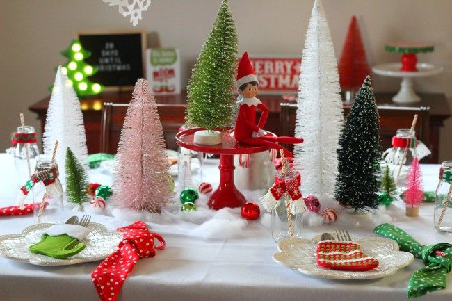 North Pole Breakfast: The Elf on the Shelf Returns