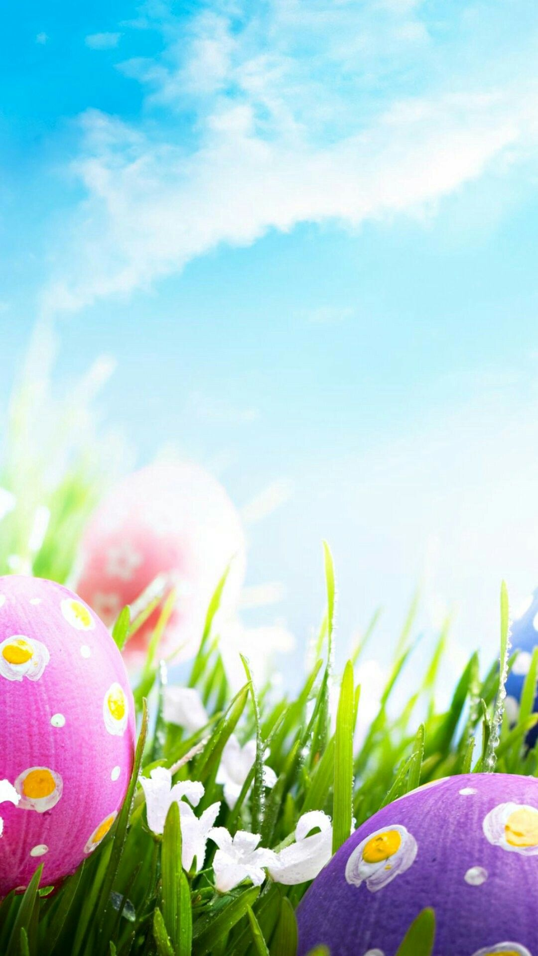 Pin By Geo Mcloco On Sarah Easter With Images Easter Wallpaper