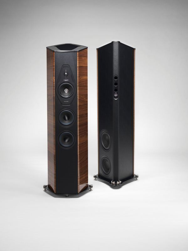 Il Cremonese New High End Loudspeakers Pay Homage To History And Innovation Loudspeaker Sonus Faber Audio Speakers