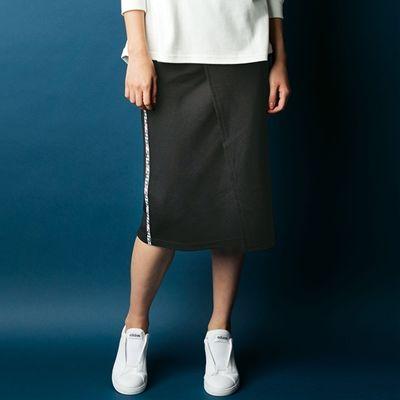 8c461a7871311 <FILA>サイドテープ使いロングタイトスカートのページです。カタログ通販ベルーナ
