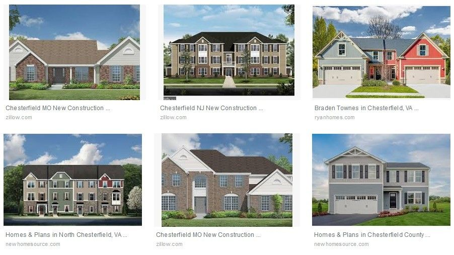 Your New Home Building Process With Traditions At Chesterfield Building A House New Homes Building