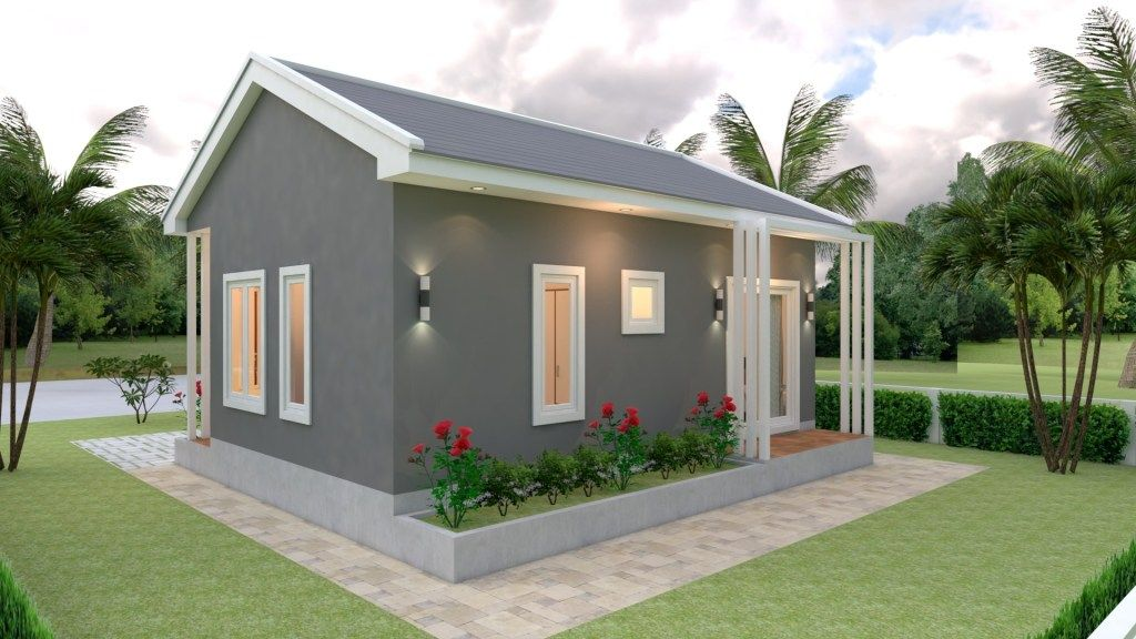 Quatro Aguas Roof Design