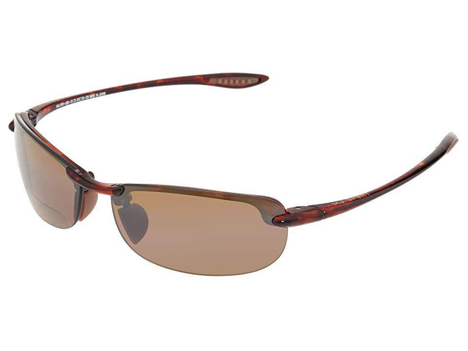 806487814ca04 Maui Jim Makaha Readers (Tortoise HCL Bronze Lens 2.5 Lens) Reading Glasses