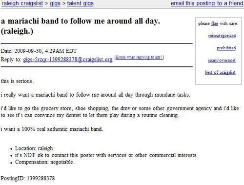 Craigslist dating dmv
