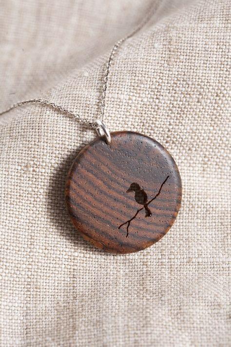 Haarspange aus Rosenholz Exotic Woods Holzschmuck NEU Modeschmuck Hand Made