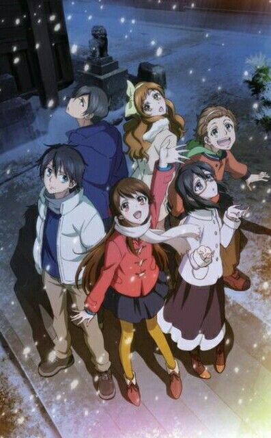Anime Yasashii March The Tender March