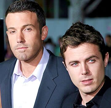 One Day Ben Affleck And I Will Be Related Casey Affleck Famous Brothers Ben And Casey Affleck