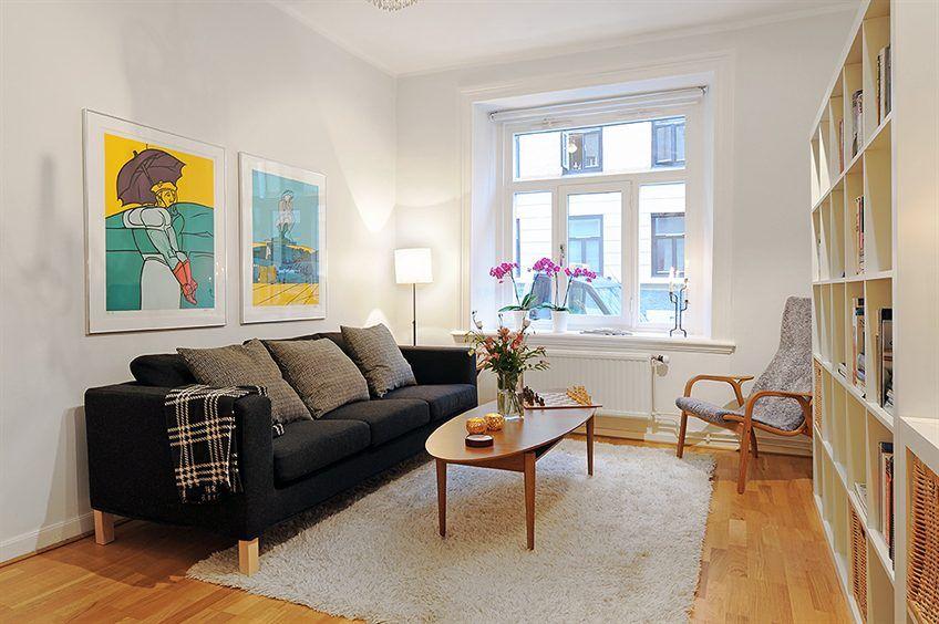 7 Gorgeous Modern Scandinavian Interior Design Ideas | Small spaces ...