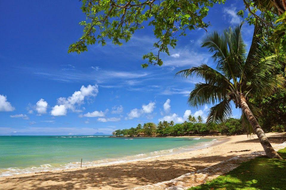 Pantai di Anyer yang Terkenal Indah (Dengan gambar ...