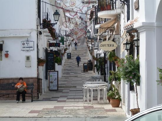 Mijas - Spain (One of the most beautiful little towns I have ever visited)