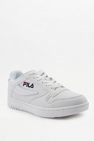 84262b6b38f FILA FX-100 White Low Top Trainers - Urban Outfitters