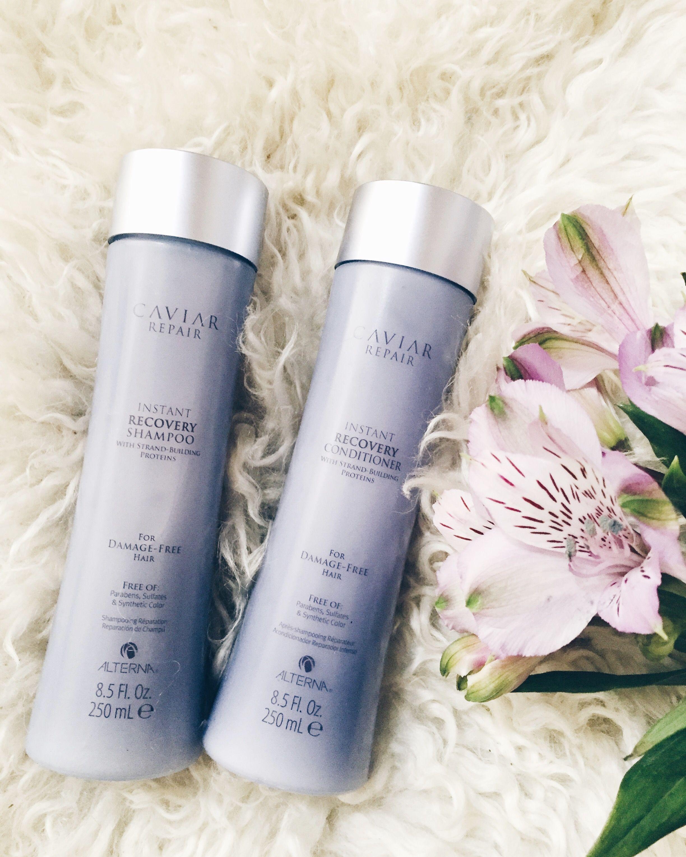 Caviar Shampoo And Conditioner By Alterna Hair Pinterest The Original