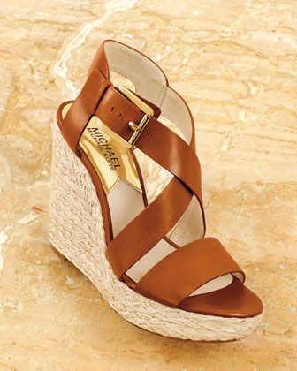 71e5957f914 Michael Kors - Giovanna leather/espadrilles | Shoes | Michael kors ...