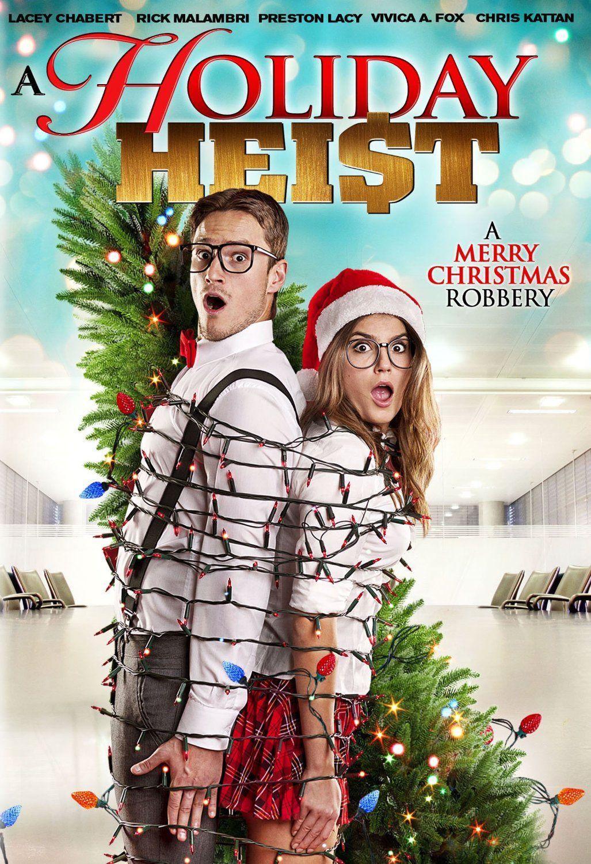 A Holiday Heist Starring Lacey Chabert, Rick Malambri