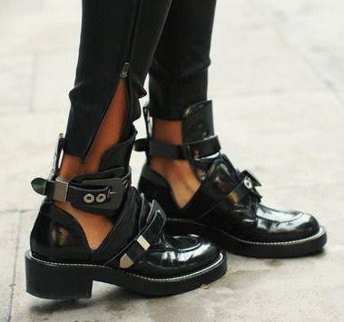nouvelle arrivee 62176 382a0 Balenciaga Ceinture boots | SHOES en 2019 | Chaussure ...