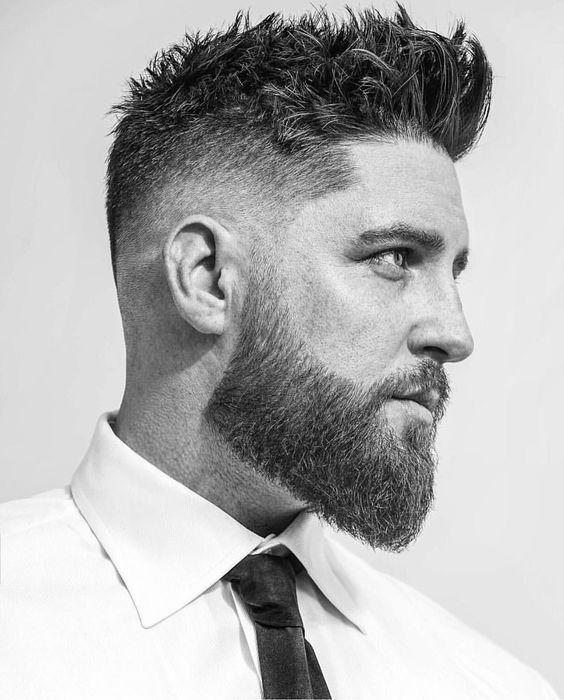 15 Stylish Short Beard Looks for Guys 2021   Style