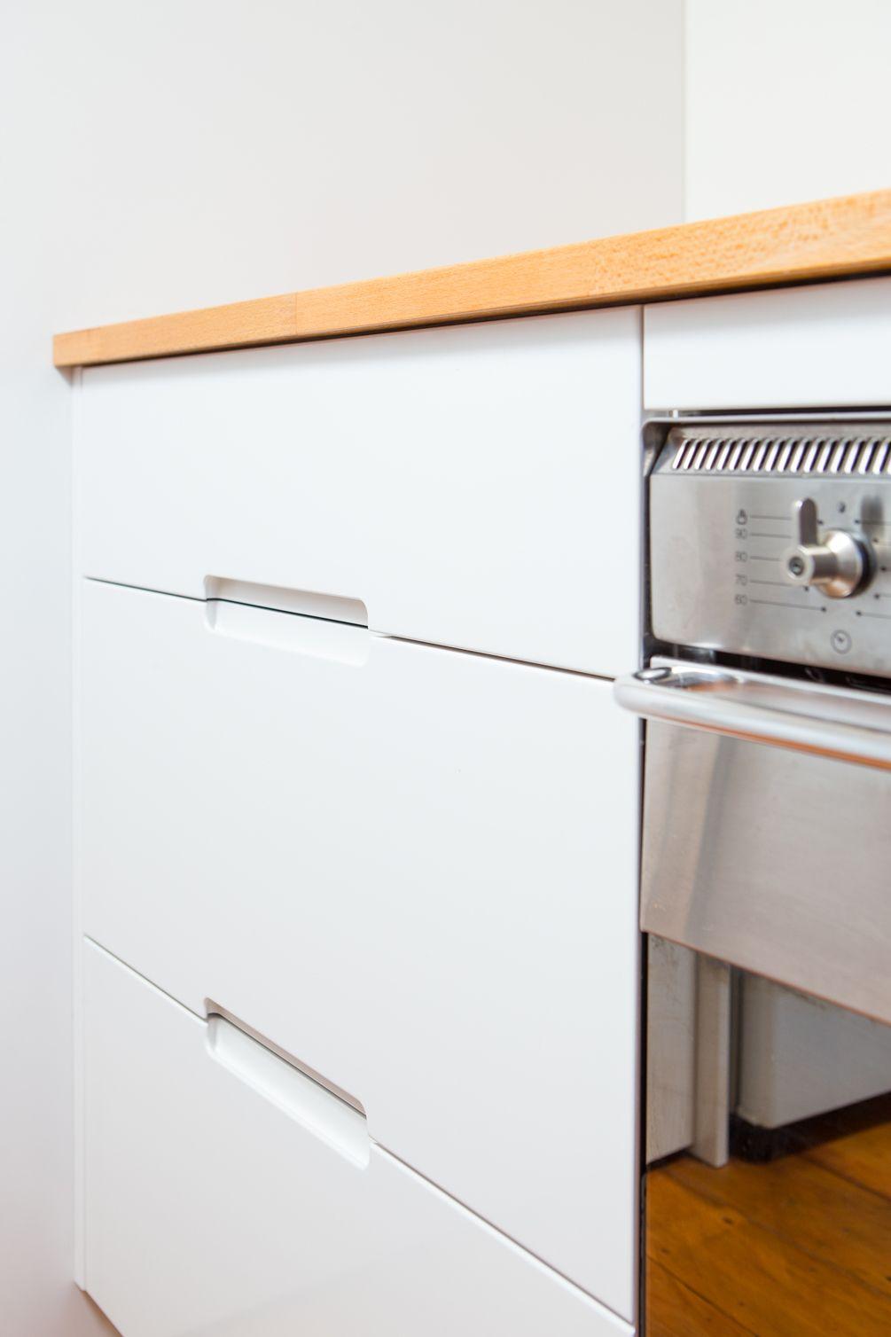 Kitchen 564 by Sally Steer Design, Wellington New Zealand. Custom ...