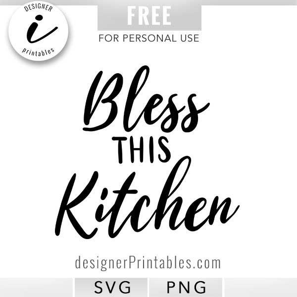 Download Bless This Kitchen | Best kitchen designs, Kitchen design ...