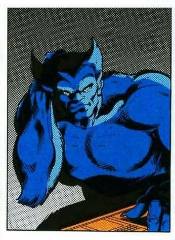 The Beast John Byrne Terry Austin Con Imagenes X Men
