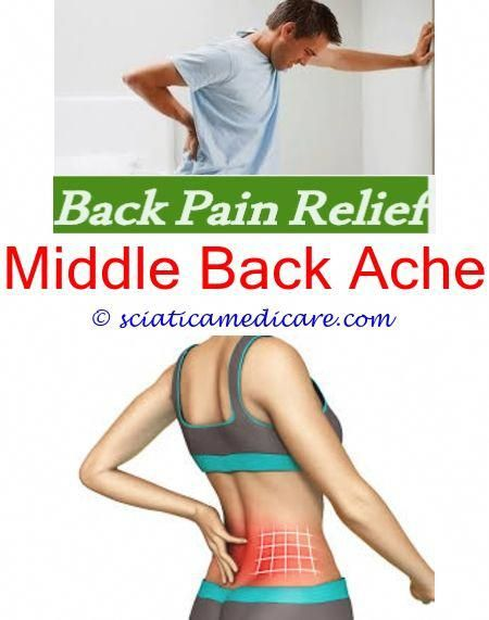 back ache in early pregnancy