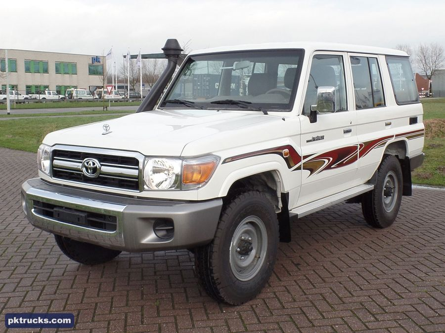 Looking for a brand new Toyota Land Cruiser HZJ76L LX 4x4
