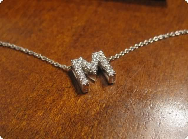 Mi want that me its all about the m pinterest diamond me its all about the m pinterest diamond initial necklace initial necklaces and initials aloadofball Choice Image