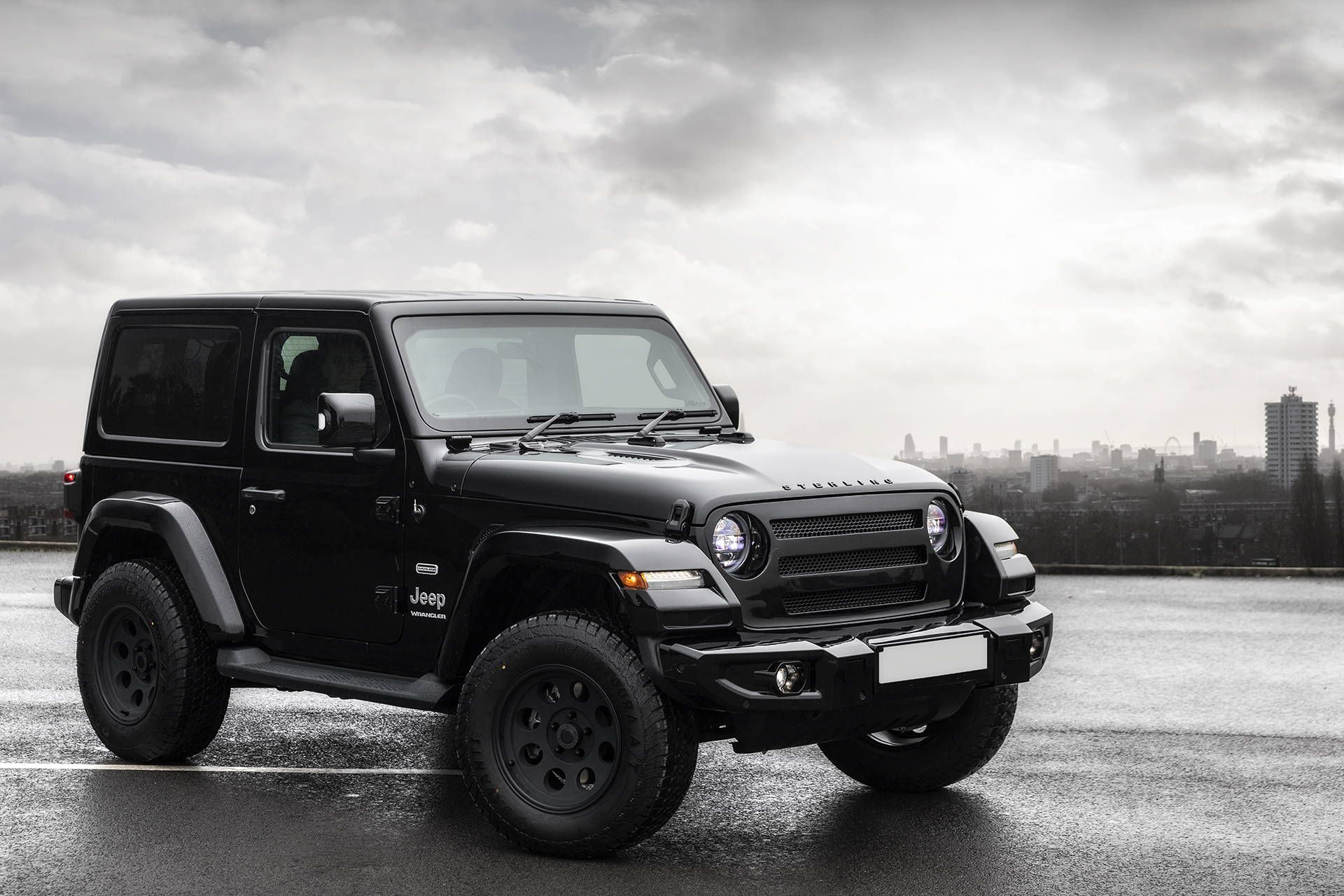 Jeep Wrangler Jl Sterling Automotive Design Ltd En 2020 Autos Deportivos De Lujo Autos Deportivos Autos