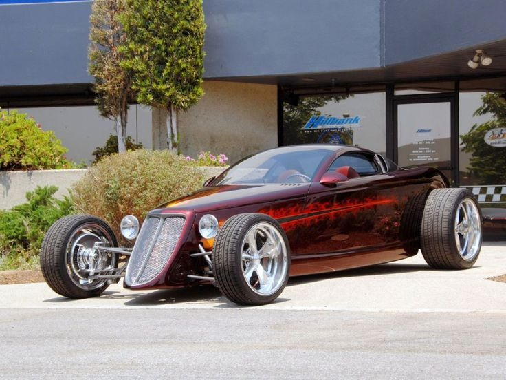 ba5ece99ef Beautiful Hot Rod by Chip Foose. Chip Foose is the God of hot rods ...