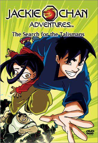 Jackie Chan Adventures | Desenhos animados, Desenhos, Filmes
