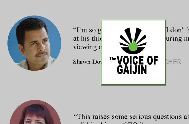 Voice of Gaijin: Tokyo Governor Resigns