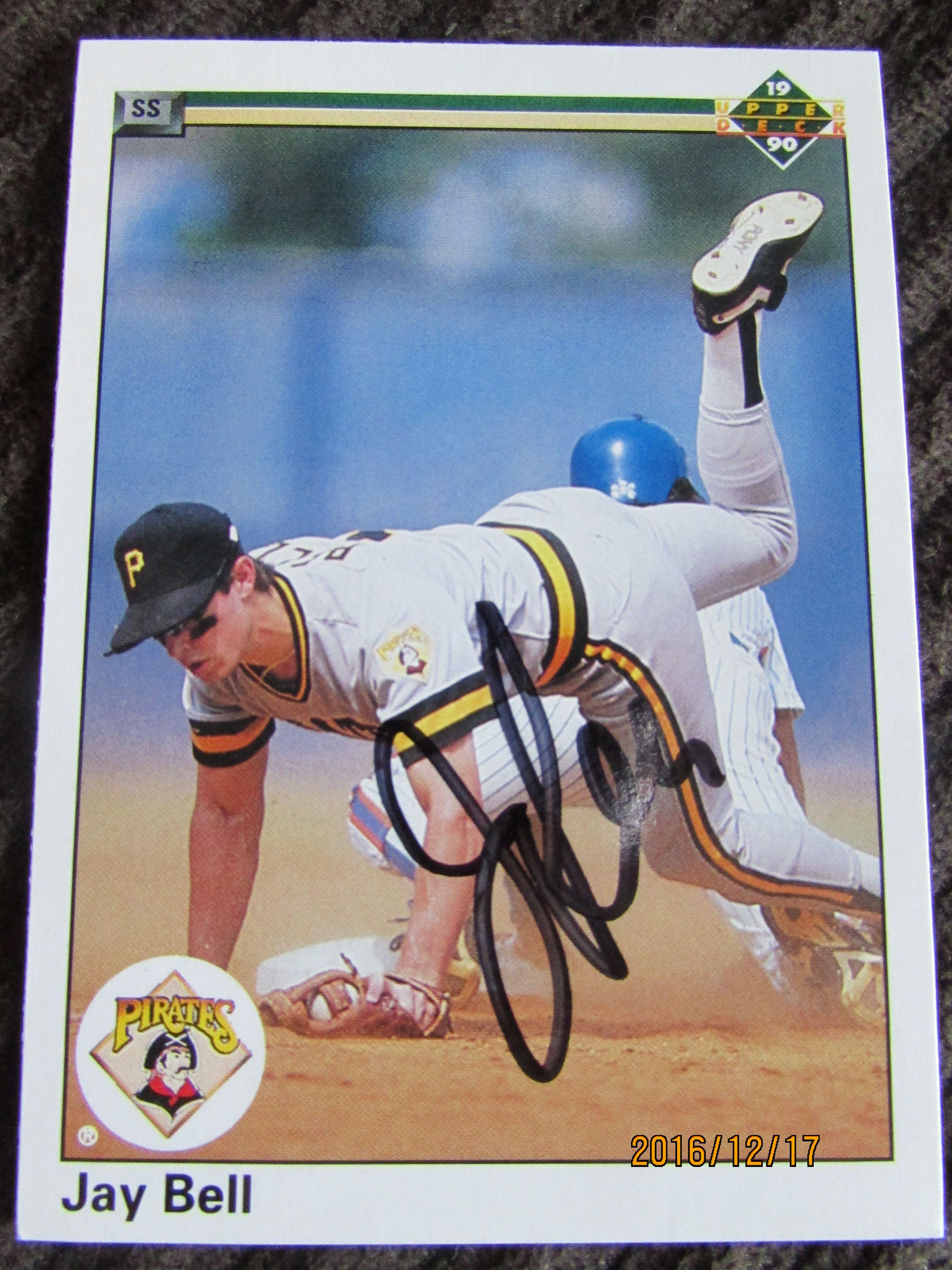 1990 upper deck upper deck deck baseball cards