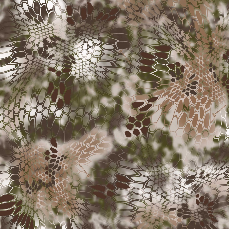 "Realtree Xtra Green vinyl Wrap air release MATTE Finish 12/""x12/"""