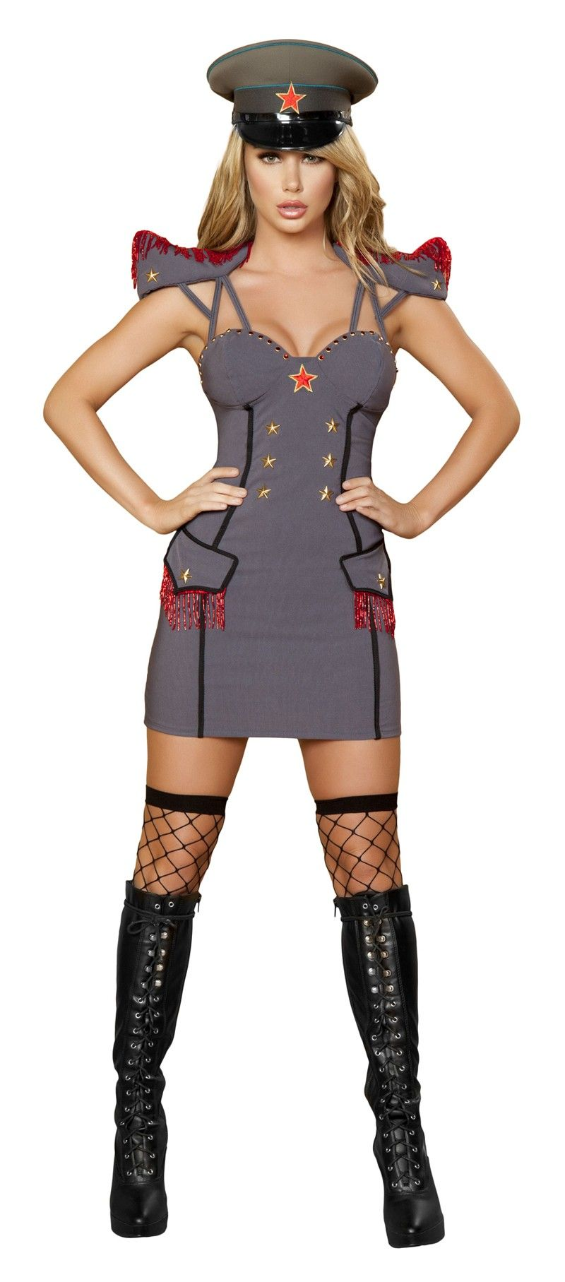 Pin on Sexy Army, Police Woman & Cop Halloween Costumes