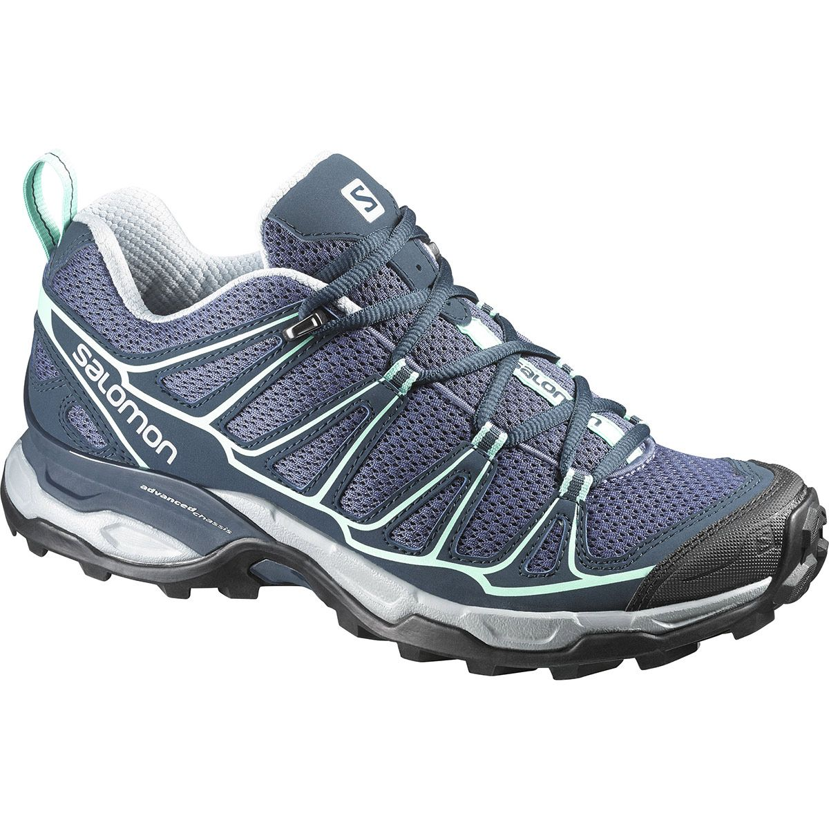 SALOMON Women's X Ultra Prime Hiking Shoes Shop Now for