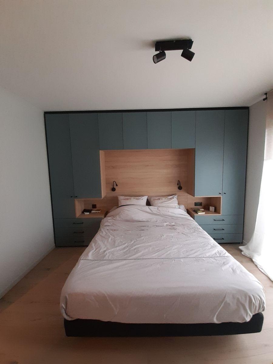 Chambre Sur Mesure Chambre A Coucher Avec Dressing Placard Chambre A Coucher Idee Chambre