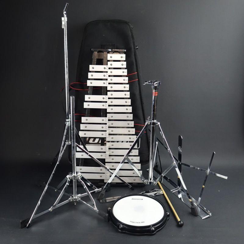 Black dress hit the floor xylophone